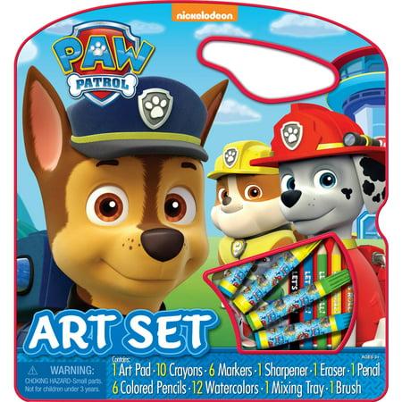 Paws Art (Nickelodeon Paw Patrol Character Art)
