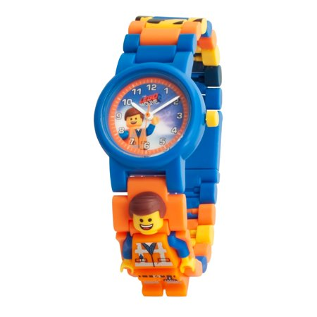 Clic Time - LEGO Movie 2 Minifigure Link Watch, Emmet