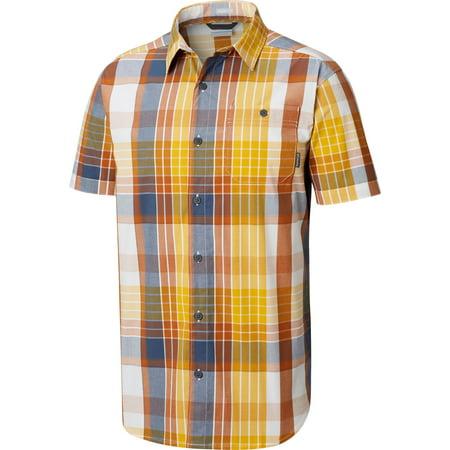 Columbia Men's Boulder Ridge Short Sleeve Shirt