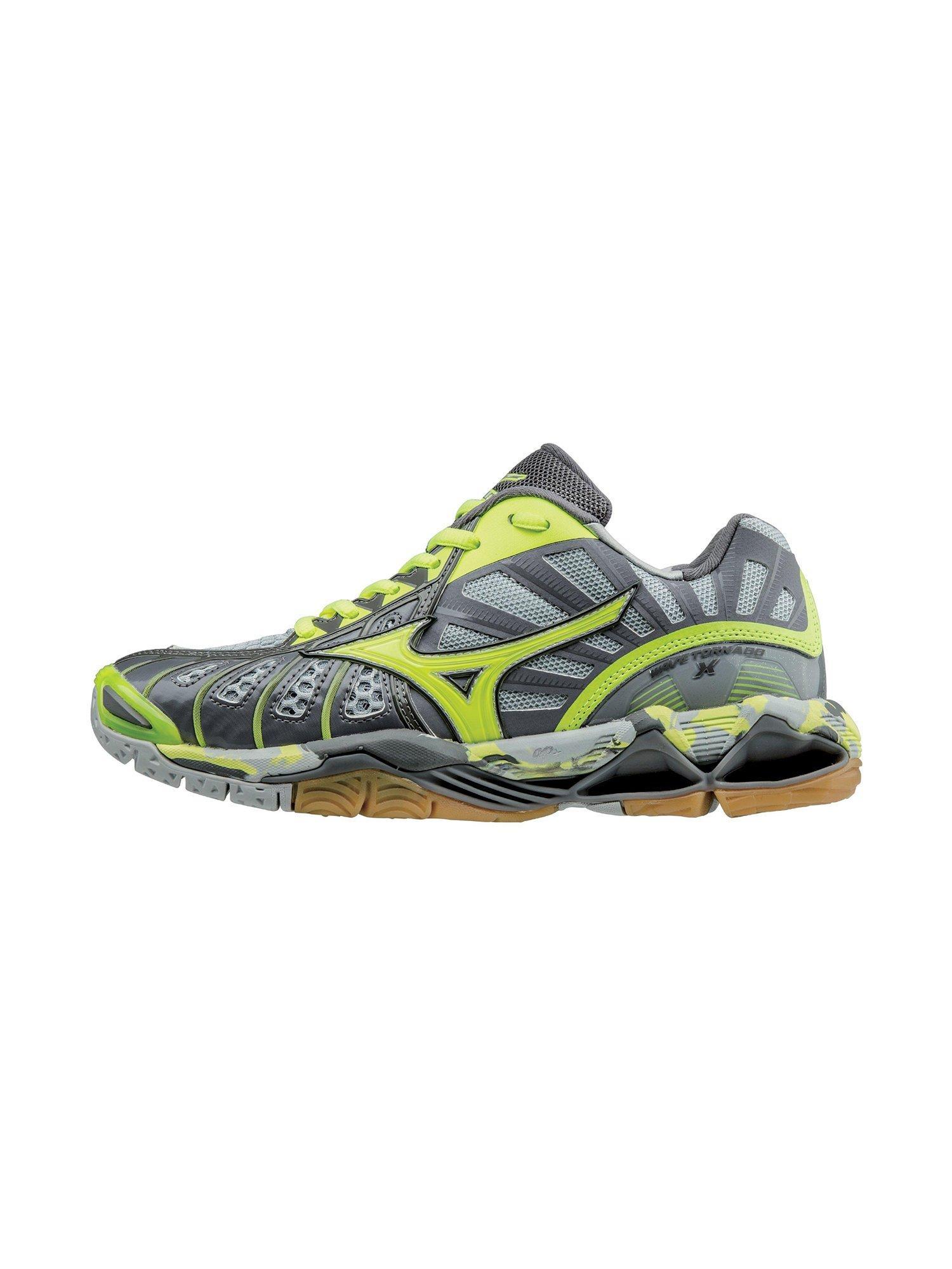 Mizuno Womens Volleyball Shoes - Women's Wave Tornado X - 430200