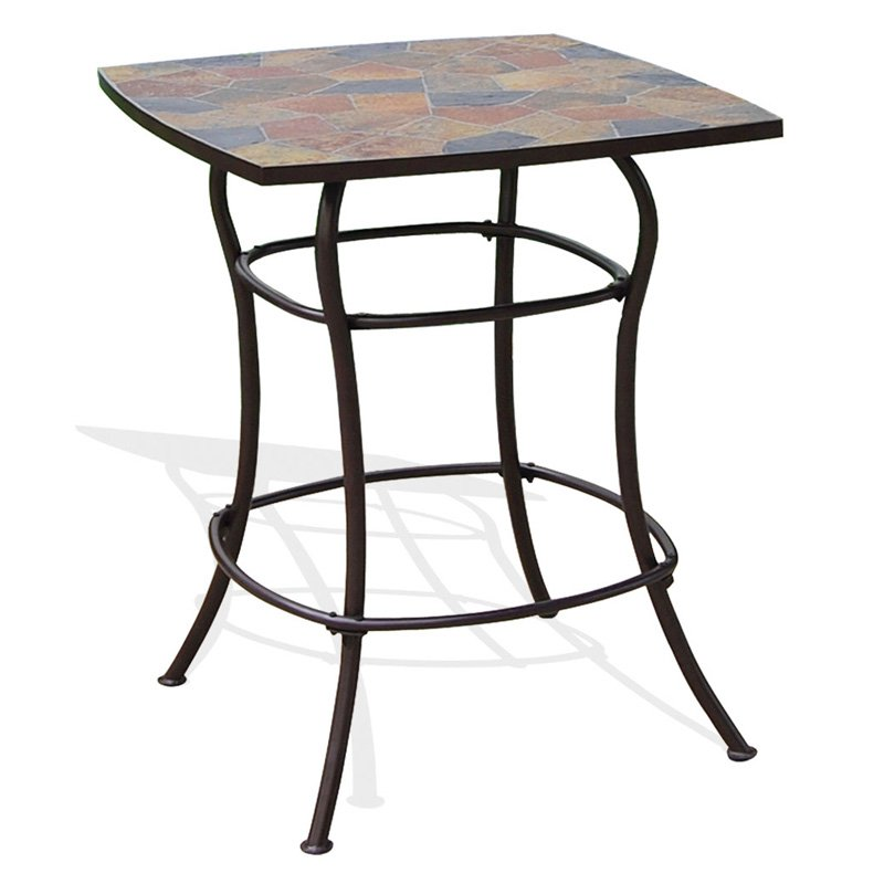 Rock Canyon Bar Height Table