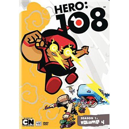 Hero 108: Season One, Volume Four (Anamorphic Widescreen)