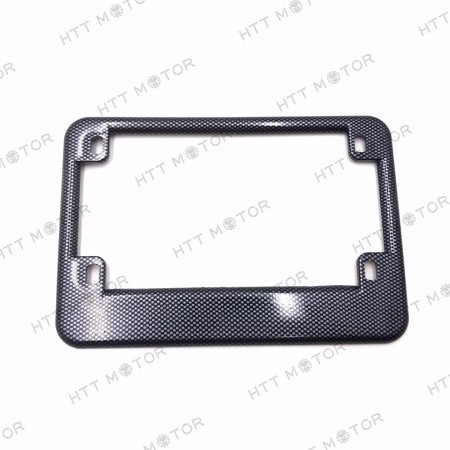 HTTMT- MOTORCYCLE License Plate Frame For 4