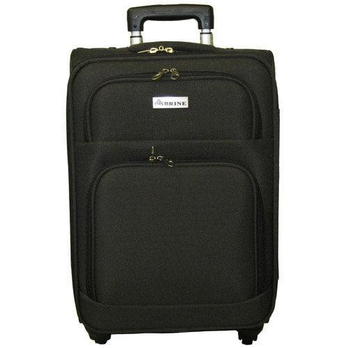McBrine Luggage 19'' Spinner Suitcase