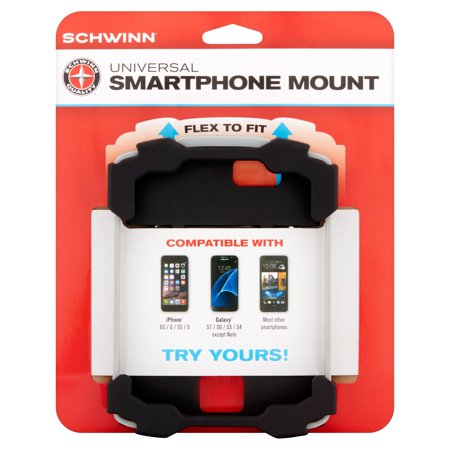Schwinn Universal Smartphone Mount (Schwinn Bicycle Basket)
