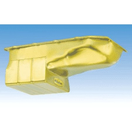 Milodon 30355 MLD30355 OIL PAN PONTIAC LOW PROFIL ()