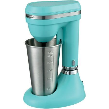 Brentwood Appliances SM-1200B 15-ounce Classic Milkshake Maker ()