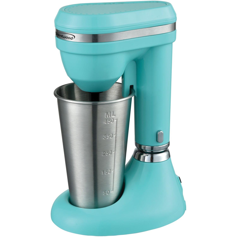 Brentwood Appliances SM-1200B 15-ounce Classic Milkshake Maker