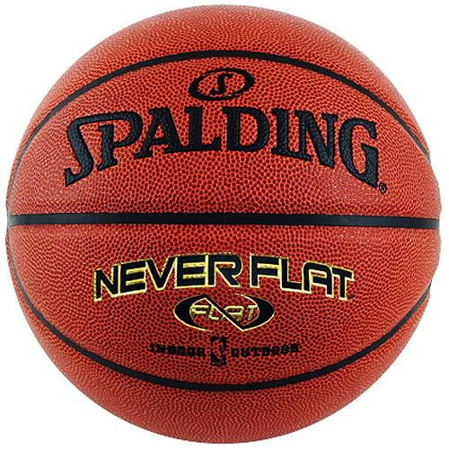 Spalding Neverflat Indoor/Outdoor Basketball