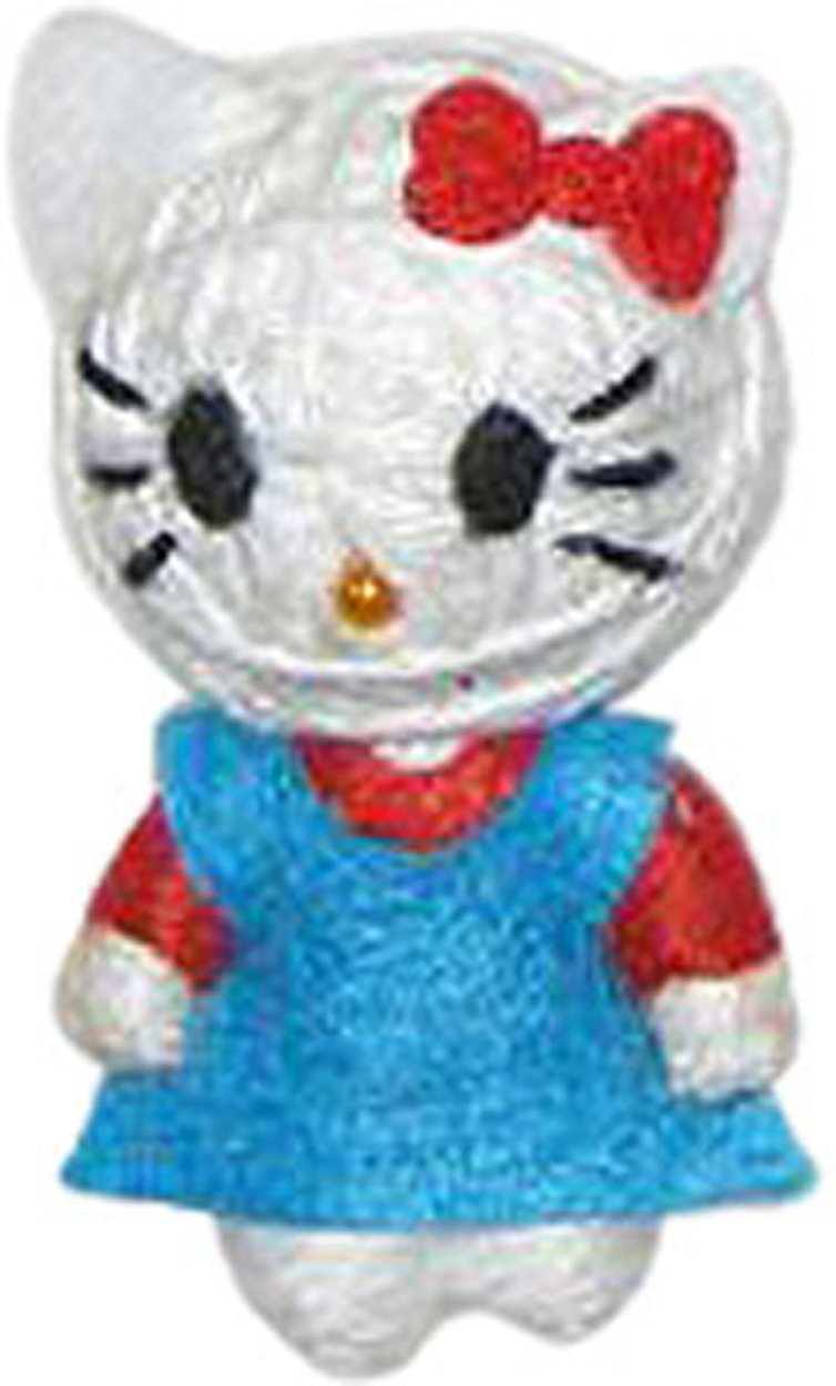Cell Phone Charm Hello Kitty Blue Dress New Toys String Doll vd-hk-0002 by C & D