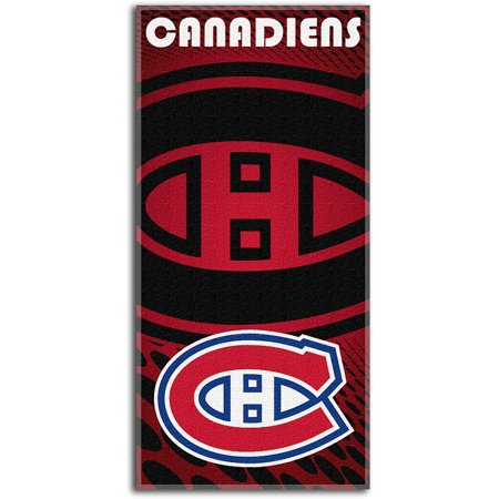 Northwest Co  Nhl Montreal Canadiens Beach Towel