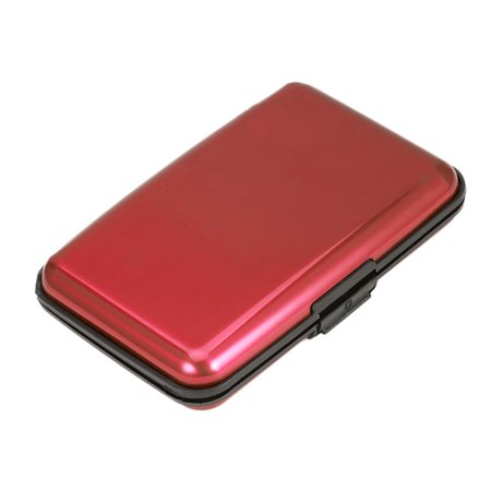 Waterproof business id credit card wallet holder aluminum metal case waterproof business id credit card wallet holder aluminum metal case box colourmoves