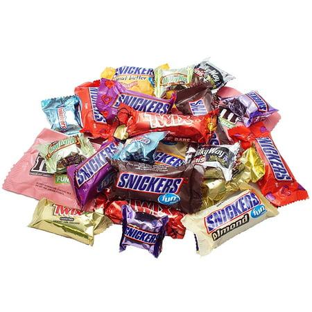 Chocolate Bulk Candy Assortment (1 lbs) Snacks