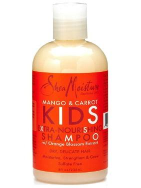 Shea Moisture  Kids Extra-Nourishing Shampoo, Mango & Carrot 8 oz