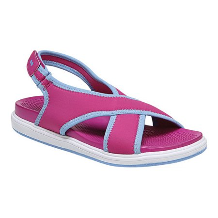 Ryka Leisure Sandal(Women's) -Blue/Yellow Neoprene The Cheapest Sale Online Sale Exclusive Sexy Sport Outlet Hot Sale IpzSzLhprl