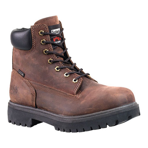 "Men's Timberland PRO Direct Attach 6"" Steel Toe Boot"
