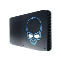 Intel NUC 8 Business NUC8i7HNKQC - Intel Core i7-8705G 3.1GHz - 16GB DDR4 SDRAM - 512GB SSD - AMD Radeon RX Vega M GL - Windows 10 Pro - Desktop Computer
