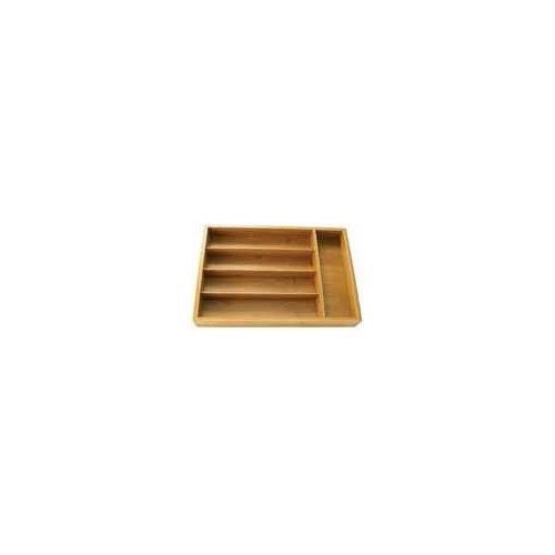 Diamond Home Durable Bamboo Dark /& Light Wood 2 Tone Cutting Board 8x11x.6 Brown
