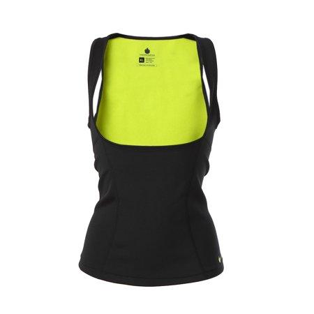 Women Fitness Body Shaper Neoprene Sweat Vest Waist Trainer Tummy Fat Burner Shapewear Slimming Vest Yoga Running Weight