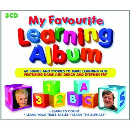 My Favourite Learning Album / Various (CD) - My Favourite Album Halloween