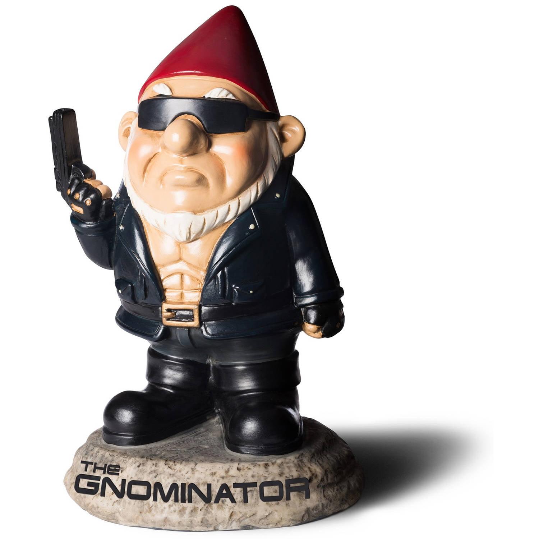 Gnominator Gnome by Generic