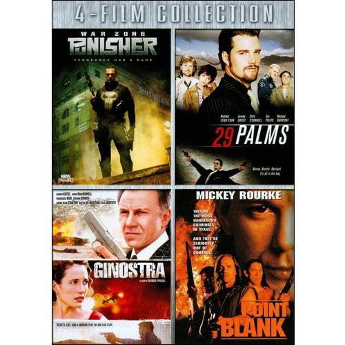 Punisher 2: War Zone / 29 Palms / Ginostra / Point Blank
