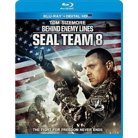 SEAL Team 8: Behind Enemy Lines (Blu-ray)