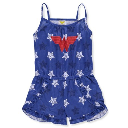 9eb736e548 Girls Wonder Woman Pajamas at MegaCostum.com - Halloween Costume Store