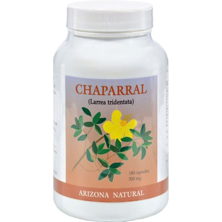 Arizona Natural Resource Chaparral   500 Mg   180 Capsules