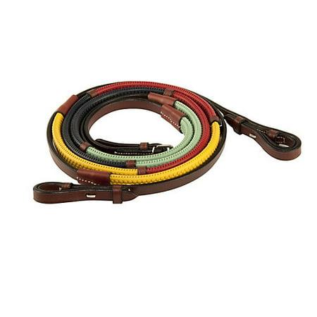 - Kincade Rainbow Reins 1/2 Inch Horse