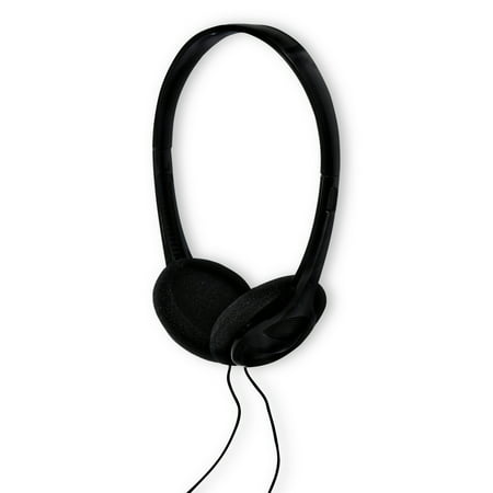 Onn Basic On-Ear Headphones with 3.5mm Jack