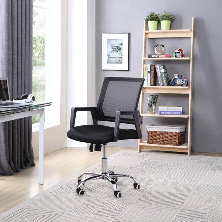 Pemberly Row Adjustable Height Swivel Office Chair - image 1 de 5