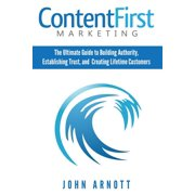 Content First Marketing (Paperback)
