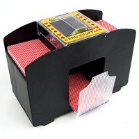 Trademark Poker 4 Deck Automatic Card Shuffler