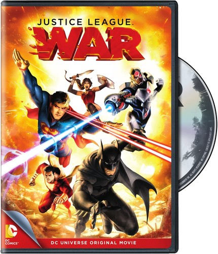 Dcu Justice League: War by