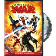 Dcu Justice League: War by