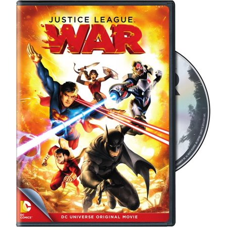 Dcu Justice League  War
