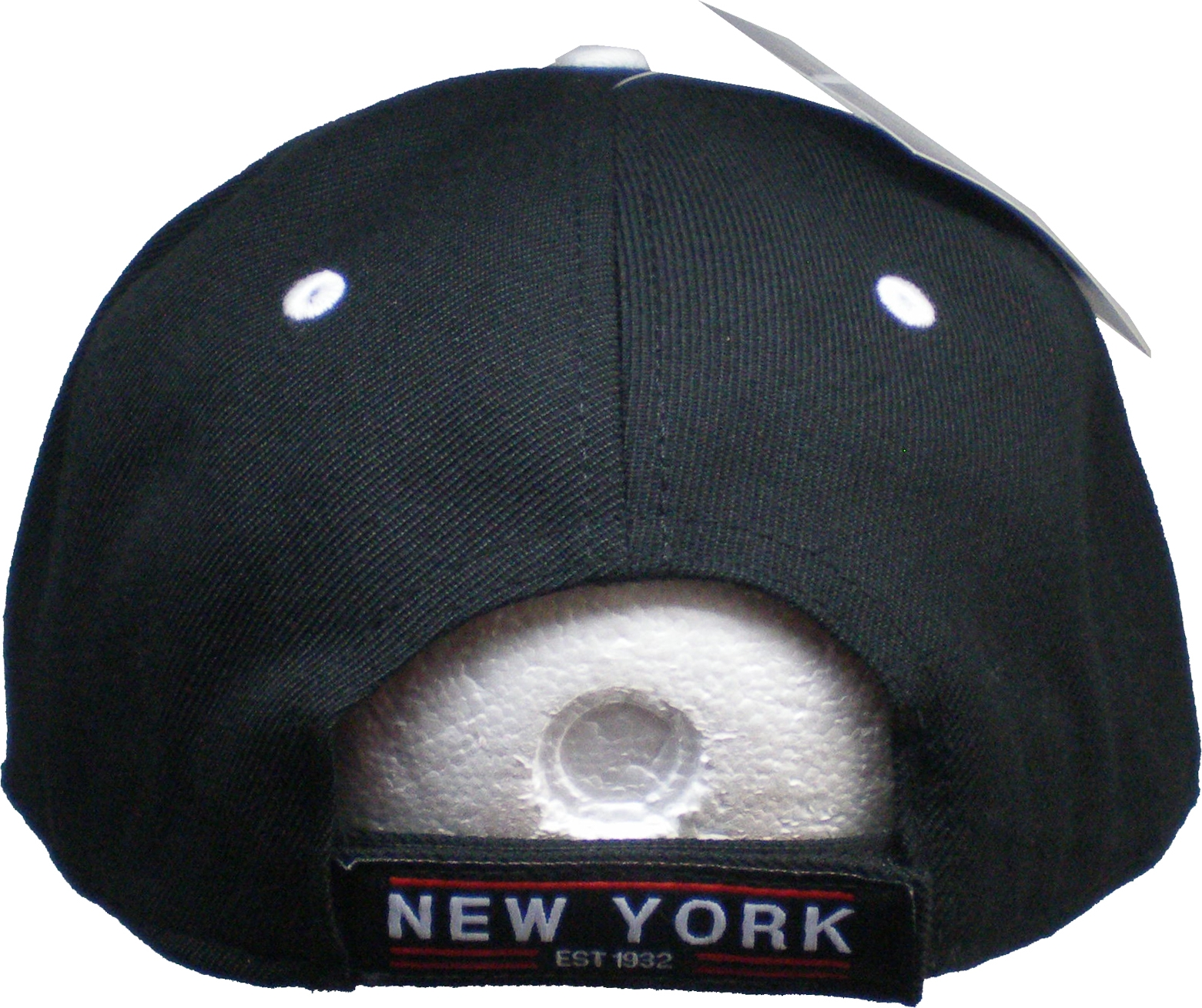 Nlbm Black Yankees Legacy Adjustable Cap