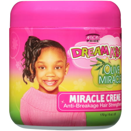 African Pride® Dream Kids® Olive Miracle® Hair Creme 6 oz.