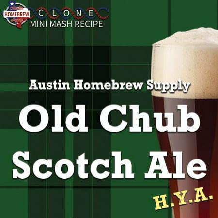Austin Homebrew Clone Recipe Old Chub Scotch Ale (9E) - MINI MASH