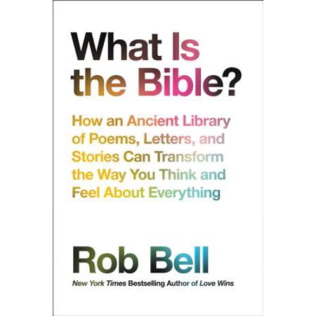 What Is the Bible? : How an Ancient Library of Poems, Letters, and Stories Can Transform the Way You Think and Feel about Everything - Poem About Halloween Party