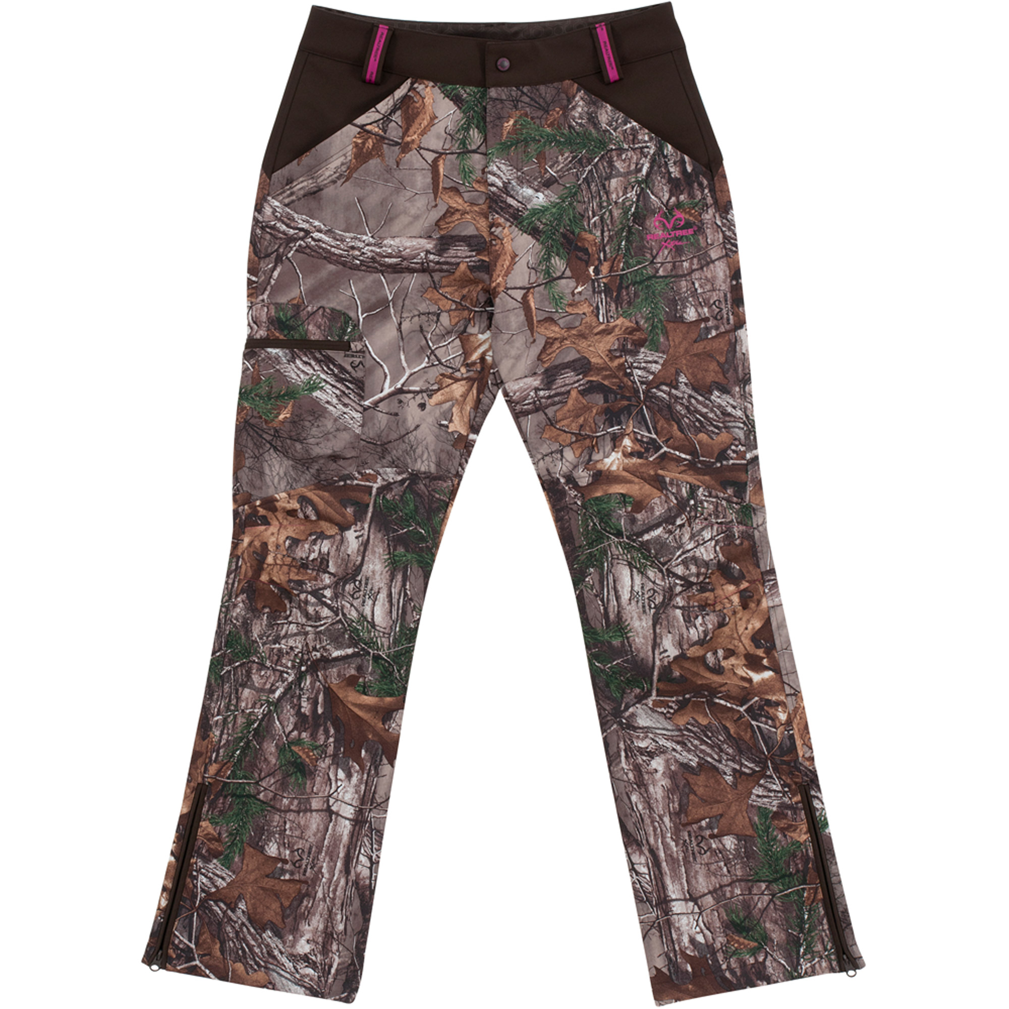 Realtree Ladies' Soft Shell Pant with Ultimate Protection thumbnail
