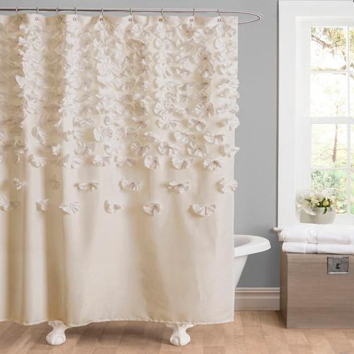 Essential Living Lucia Shower Curtain,