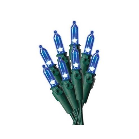 Hw 50 Count Blu Led Lgt Set 40834-88A