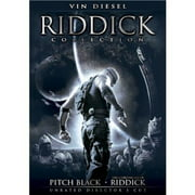 Riddick Collection (DVD)