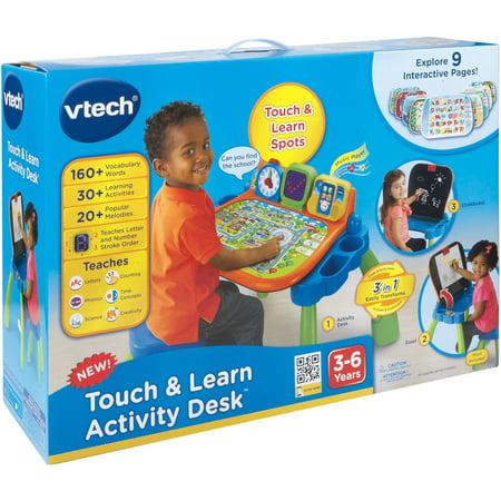 vtech touch learn activity desk. Black Bedroom Furniture Sets. Home Design Ideas