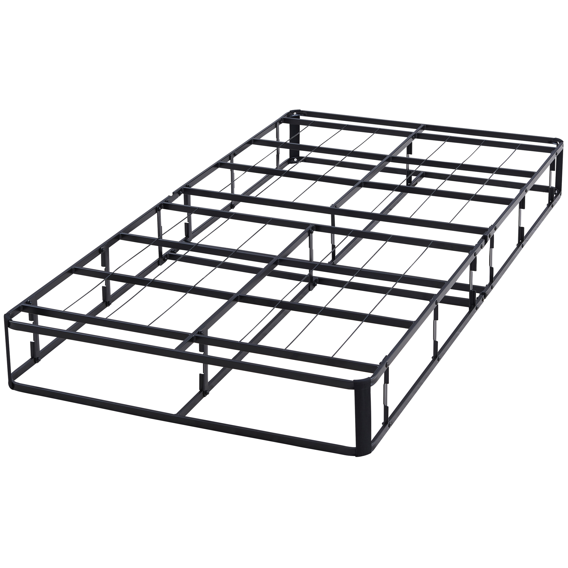 Mainstays 7 5 Half Fold Metal Box Spring Twin