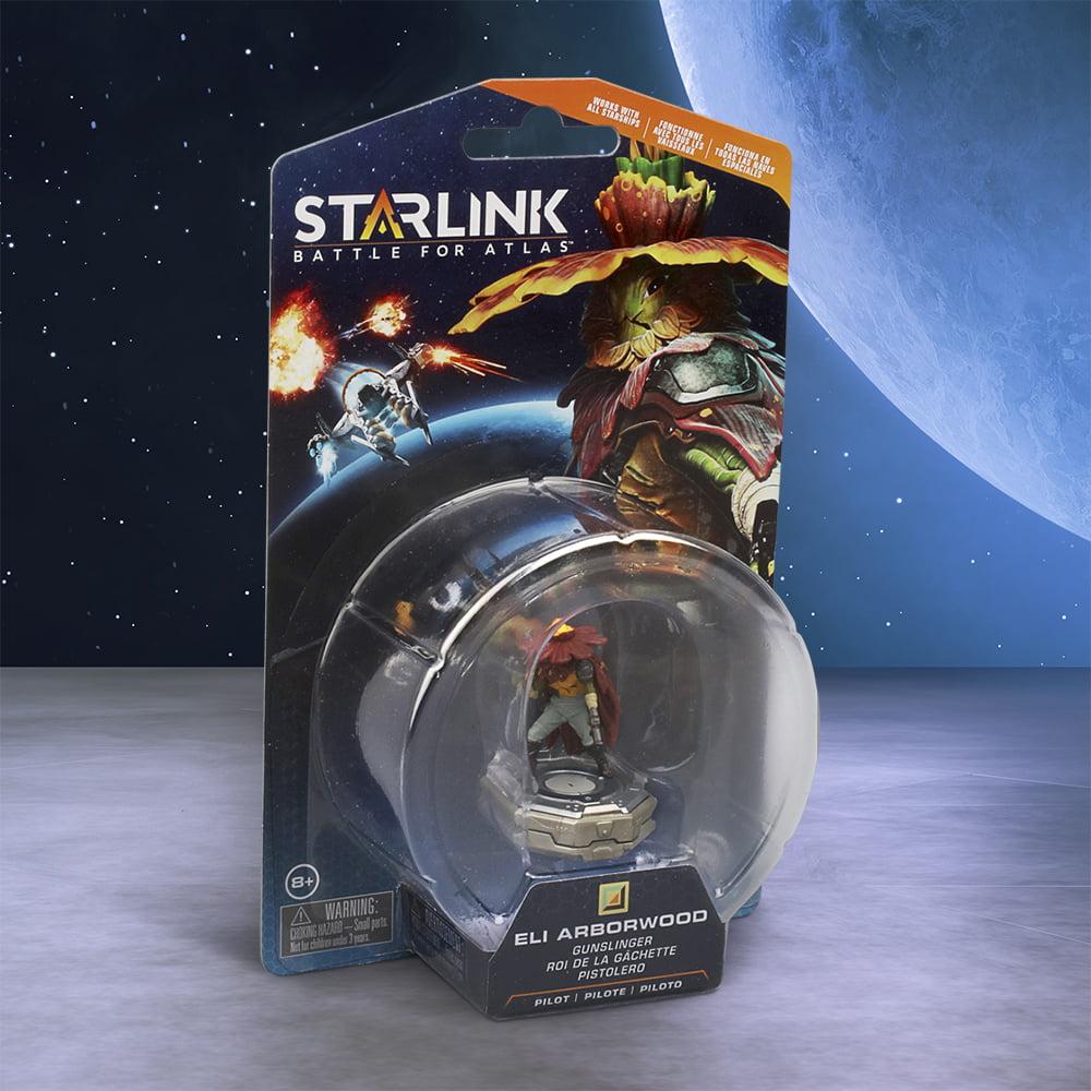 Ubisoft, Starlink: Battle for Atlas Pilot Pack, Eli Arborwood, UBP90902089
