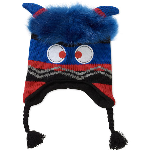 Faded Glory Boy's Monster Knit Hat