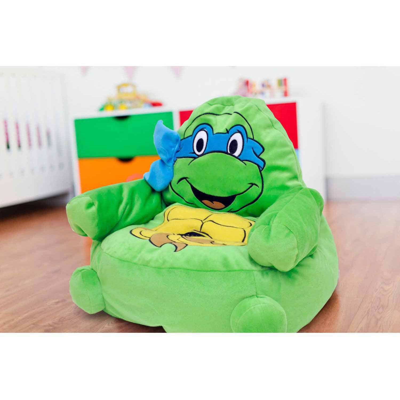 Ninja Turtles Character Figural Toddler Bean Chair